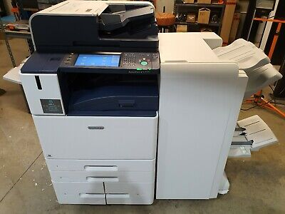 Xerox ApeosPort VI C7771 Colour Copy,Print,Scan to email,PostScript,Mobile Print