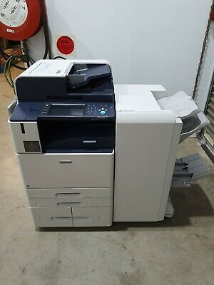 Xerox ApeosPort VI C7771 Colour Copy,Scan,Print, email,PostScript,Mobile Print