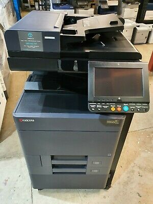 Kyocera TASKalfa 2552ci Colour Copy,Scan,Fax,email,Network Print,USB Print/Scan