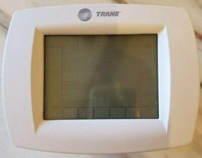 TRANE TCONT803AS32DAA 7 Day Programmable Thermostat Touch Screen