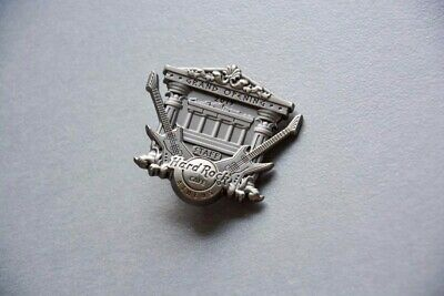 Hard Rock Cafe Athens GRAND OPENING STAFF pin Ancient Greek Partenon