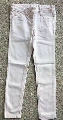 Next Girls Light Pink Jeans Size 8 Years