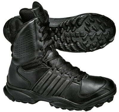ADIDAS GSG 9.2 BOOTS BLACK WATERPROOF CLIMAPROOF Gr.44 23
