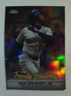 2019 Topps Chrome Update The Family Business You Pick from Drop List