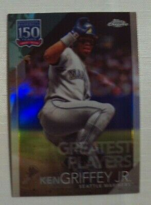 2019 Topps Chrome Update 150 Years of Professional Baseball You Pick Drop List
