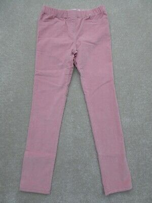 Mini Boden Girl's Pink Corduroy Trousers Size 11 Years (10-11 Years) BNWT