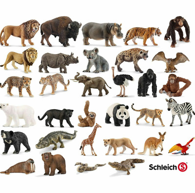 Schleich/Play Animal Gookha kids Toy plastic Animal Wild Sea Zoo