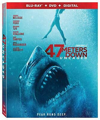 47 Meters Down: Uncaged (Blu-Ray) NOW SHIPPING