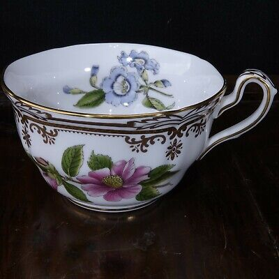 Spode STAFFORD FLOWERS Bone China Cup Mint (multiple available)