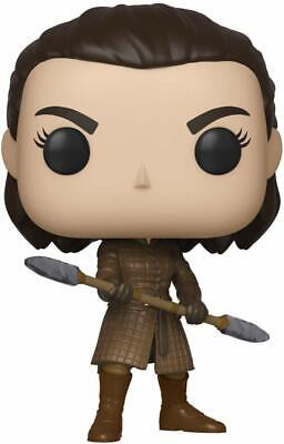 Game Of Thrones - Arya With Spear - Funko Pop - Brand New - Tv 44819