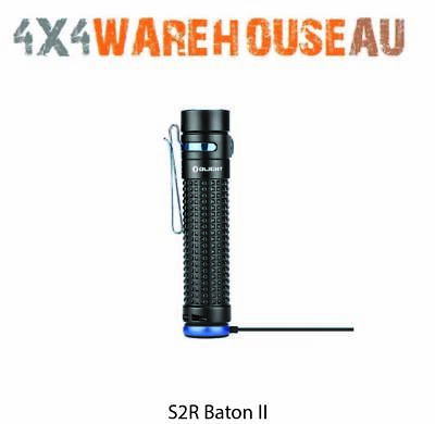 OLIGHT S2R Baton II 1150 lumen rechargeable LED torch S2RII