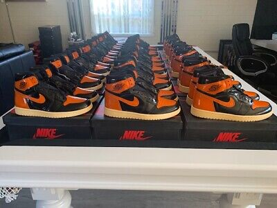 AirJordan 1 SHATTERED BACKBOARD 3.0 Limited Release