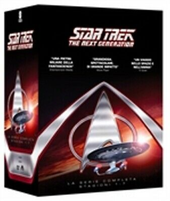 Star Trek: The Next Generation - The Complete Collection - Stagioni 1-7 (48 DVD)