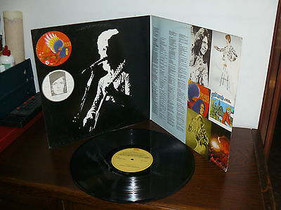 David Bowie  Lp The Man Who Sold The World   Made In Brazil