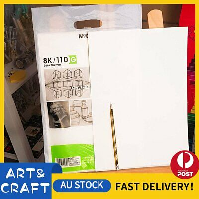 26.6x38.2cm Sketch Paper Pad Atrist Painting Art Paper Drawing Craft 110gsm x20