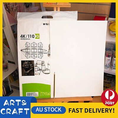 53.2x38.2cm Sketch Paper Pad Atrist Painting Art Paper Drawing Craft 110gsm x20