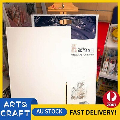 53.2x38.2cm Sketch Paper Pad Atrist Painting Art Paper Drawing Craft 160gsm x20