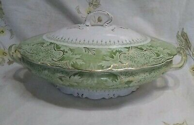 """WH Grindly ~ """"Atlantic"""" ~ Soup Tureen"""