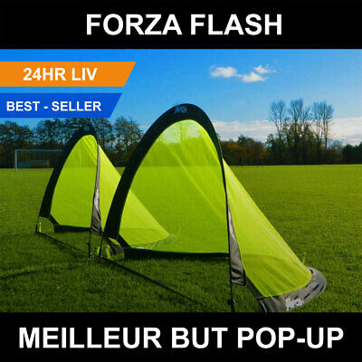 FORZA Flash But d'Entraînement de Football Pop-Up - 3 Tailles [Net World Sports]