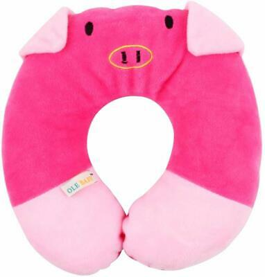 Children'S Neck Support Pillow, Soft And Plush, Multi 0-12 Months UK