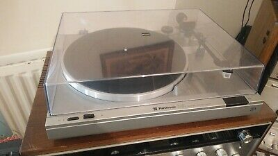 PANASONIC  SL-H304 automatic turntable