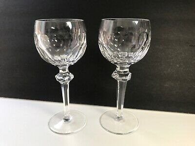 Waterford Crystal Curraghmore White Wine Stemware Retired
