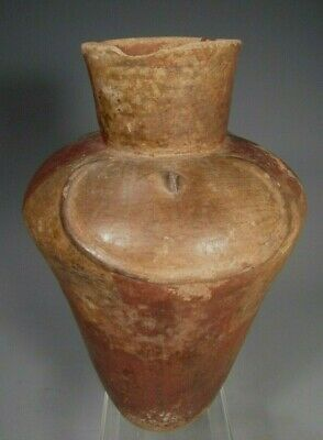 RARE Pre Columbian Panama Cocle Culture Polychrome Pottery Vessel ca. 300-550 AD