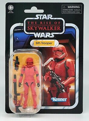 """Star Wars Vintage Collection The Rise Of Skywalker Sith Trooper 3.75"""" Figure ROS"""