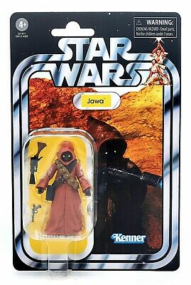 "Star Wars Vintage Collection The Rise Of Skywalker Jawa 3.75"" Figure ROS"