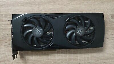 Radeon rx 480 XFX GTR 8GB Black Edition