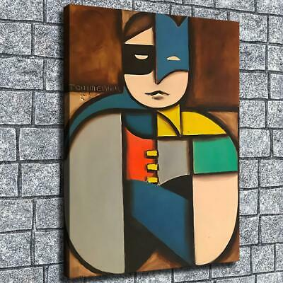 "12""x16""Abstract batman HD canvas photo home decor wall art picture poster photo"