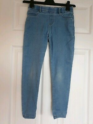 Great Condition Denim Co Girls Skinny Jeans Age 8-9 Years