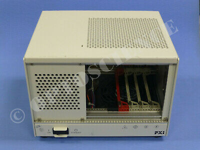 National Instruments NI PXI-1031 OEM Chassis / 4-Slot PXI Mainframe