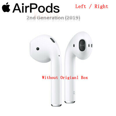 Apple AirPods 2nd Generation Bluetooth Headphones Left / Right New (other)