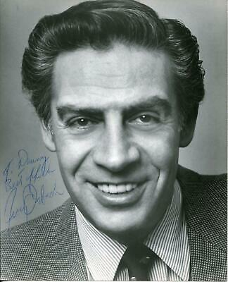 JERRY ORBACH 2 Law and Order Lennie Briscoe autograph signed photo REPRINT