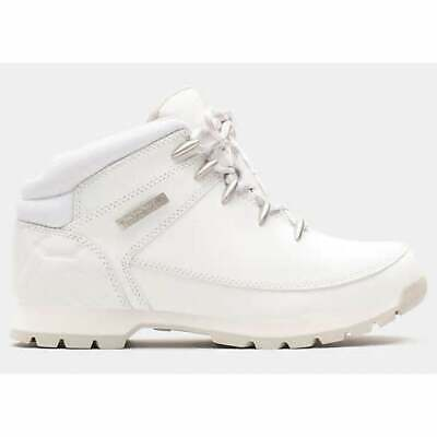 Timberland Euro Sprint Leather White Tectuff (N38) 0A21HK Mens Boots All Sizes