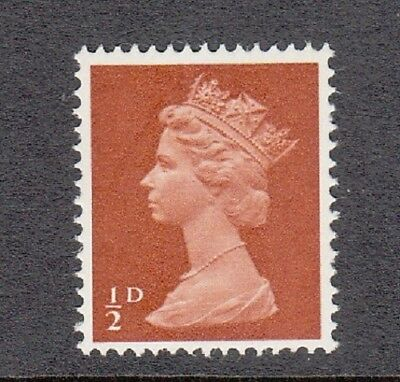 GB QEII Pre Decimal Machin Definitive Stamps Single Values Unmounted Mint