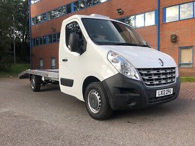 Renault Master Recovery Truck * Only 17000 miles!!!! * 1 owner * 12 months MOT