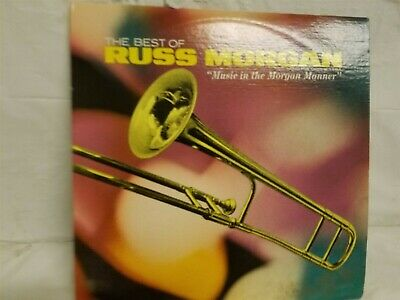 Russ Morgan - The Best of Russ Morgan - 2X VINTAGE VINYL LP