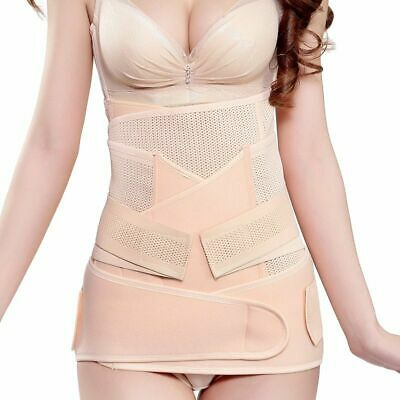 Postpartum Belly Band Cotton After Pregnancy Support Abdomen Body Shaper Girdle