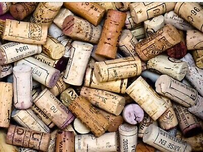 300 Used Wine Corks FREE SHIPPING no Champagne or synthetic corks.