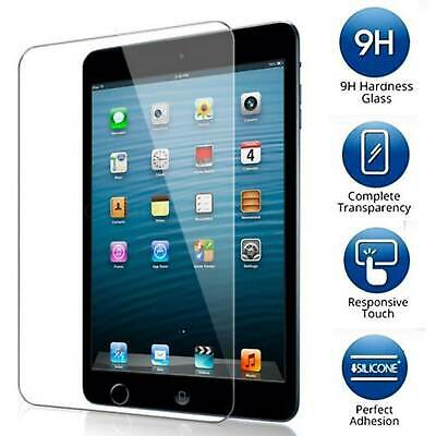 HD Tempered GLASS Screen Protector For Apple iPad 2017 2 3 4 5 Pro 9.7 Mini Air
