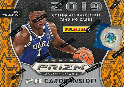 2019-20 Prizm Draft Basketball - You Pick - Base RC Rookie Cards #1-100