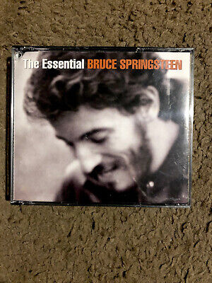 The Essential Bruce Springsteen (CD, Nov-2003, 3 Discs) Columbia Like New!,...