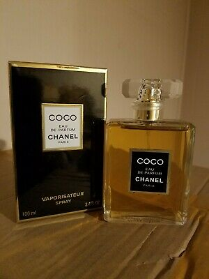 Coco Chanel by Chanel Eau De Parfum spray 3.4 oz for Woman New Free Shipping!!!!