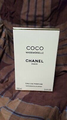 Coco Mademoiselle by Chanel for Woman Eau De Parfum spray 3.4 oz Brand New