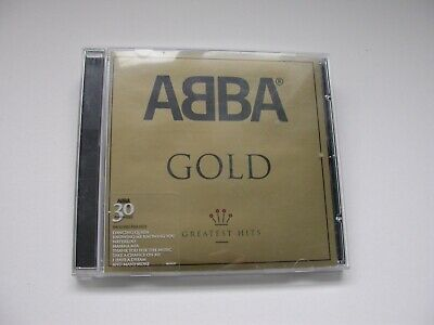 ABBA - Gold (Greatest Hits, 2004) UK 30th Anniversary Edition - Polar Music