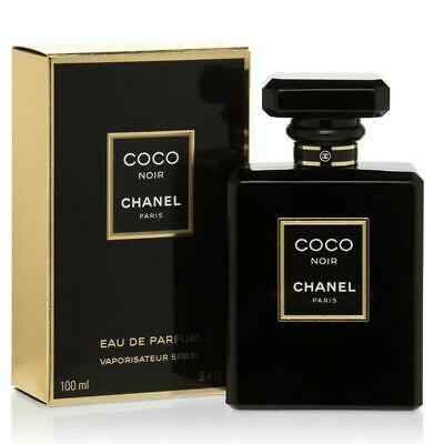 Chanel Coco Noir by Chanel 3.4 oz Eau De Parfum for Women NEW FREE SHIPPING~