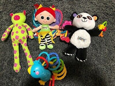 Lamaze And Other Toy Bundle