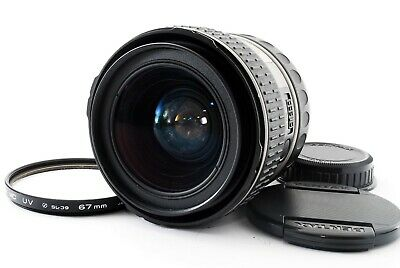 SMC PENTAX-FA 2.8 28-70mm AL Zoom Lens W/Caps From Tokyo Japan Tested